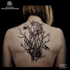 алексей войнов тату на спине Tattoo Magnum