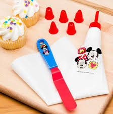 Mickey Mouse Cake Decorating Supplies for sale
