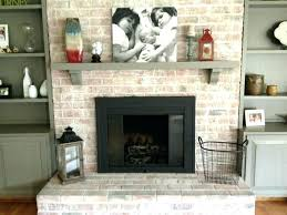 reface brick fireplace with wood refacing brick fireplace ideas reface brick fireplace refacing refinish brick fireplace