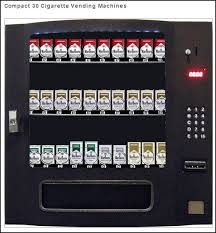Cigarette Vending Machine Inspiration CIG48 Table Top Cigarette Vending Machine 48 Selections