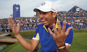 Ryder Cup Seating Chart Sergio Garcia Moved Out Of Seves Shadow At The Ryder Cup