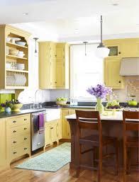 yellow kitchen color ideas. Kitchen:Modern Kitchen Furniture White Yellow Ideas Modern Tile Minimalist Color