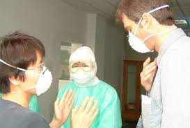 Severe acute respiratory syndrome (sars) is frequently complicated with acute respiratory failure. Sars 10 Years After Disease Or Condition Of The Week Cdc