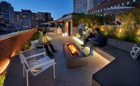 roof deck design. 7 Design Lessons To Learn From This Awesome Roof Deck In Chicago C