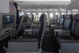 United Economy Plus Seating Chart Photos Up Close Tour Of Uniteds Boeing 787 10 Dreamliner
