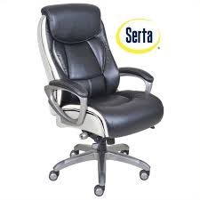 serta smart layers executive tranquility office chair 44942