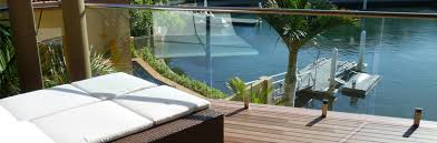 custom designed glass pool fencing newcastle