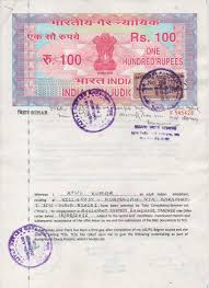 Affidavit Format For Birth Certificate For Pan Card Image Gallery