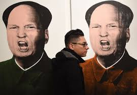the chairmen trump and mao file