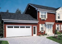 Garage Door amarr garage door reviews photographs : Exterior Design: Appealing White Amarr Garage Doors And Concrete ...