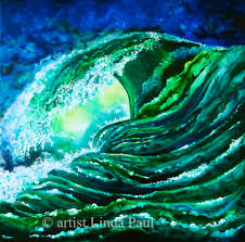 surfs up hawaii art painting