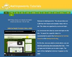 learning never stops great math websites for students of any age the site also includes videos for both financial and medical fields as well as sat prep the site also offers links to other math resources such as text