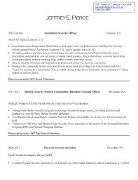 Resume Pierce