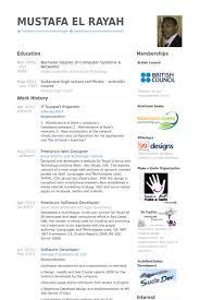 It Support Engineer Resume Samples Visualcv Resume Samples Database