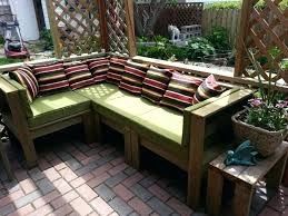 how to build outdoor furniture pho diy deck chair free plans