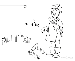 Printable Community Helper Coloring Pages For Kids Cool2bkids ...