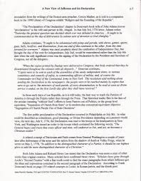 thomas jefferson the christian the five page essay following provides a more thorough understanding