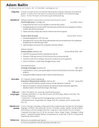 Recreation Programmer Sample Resume Awesome Collection Of Programmer Engineer Resume Template 1