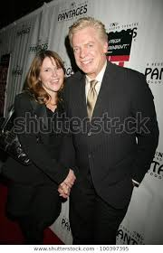 Christopher Mcdonald Wife Lupe West Side Stock Photo (Edit Now) 100397395
