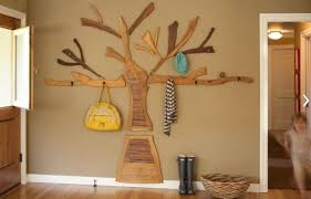 Creative Coat Rack Inspiration Creative Coat Rack Designs To Help Save Space For The Home