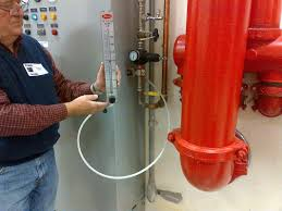 Nitrogen Gas Piping Design Generated Nitrogen Gas In Dry And Preaction Sprinkler