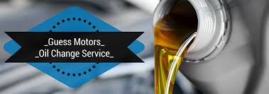 why guess choose guess motors for your next oil change