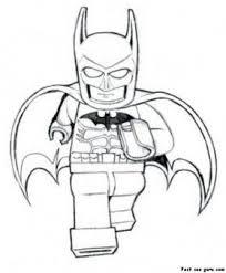 Printable Coloring Pages For Kids Superheldenfeestje Lego