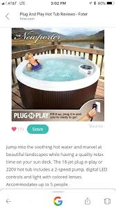 2 person plug and play hot tub eternity 5 person spa hot tub home garden in