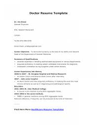 Awesome Resume Format For Doctors Mbbs Contemporary Entry Level