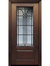 fiberglass exterior doors iron doors