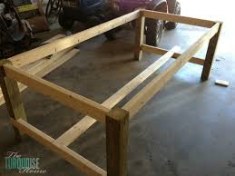 free dining table design plans. homemade dining room table entrancing design diy ideas of ana white build pedestal trestle free and easy plans c