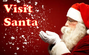 Image result for visit with santa claus