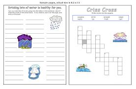 Worksheet #7731000: Water Cycle for Kindergarten Worksheets ...