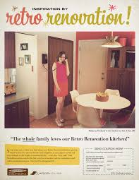 Retro Kitchen Renovation Rebecca And Keiths Mad Men Kitchen Remodel And Mad Men Ad