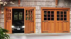 swing out garage doorsCarriage Door Automatic Electric Openers  Franklin Autoswing