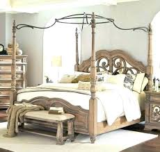 wrought iron canopy bed – Simple House Decor Interior
