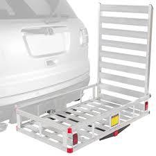 carrier ramp. apex aluminum basket utility cargo carrier ramp u