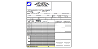 Social Security Form Amazing Security System Philippine Social Security System Forms