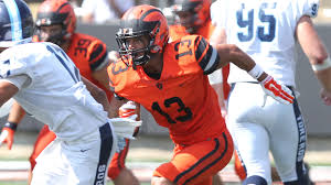 Princeton Football Depth Chart Will Johnson Football Princeton University Athletics