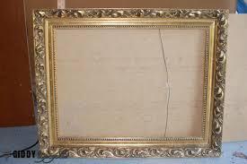 antique picture frames. Distressed-vintage-frames-giddyupcycled-3 Antique Picture Frames I
