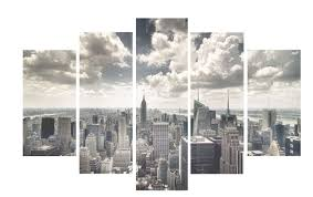 beautiful metal wall art new york city skyline 57 about remodel with new york city
