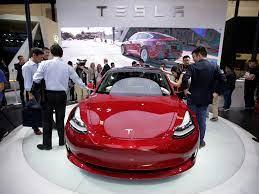 Tesla slides after Elon Musk announced ...