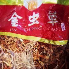 花茶】 100gram 金虫草花Cordyceps Flower, Cordyceps Militaris, Jin Chong Cao