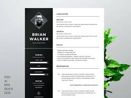Free Resume Templates For Word Modern Resume Word Template Free Mazard Info