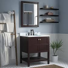 Bathroom Vanities You'll Love Wayfair Awesome Bathroom Cabinet Design