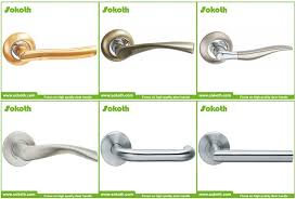types of door knob locks. zinc alloy new model wood door handle hardware,door handles made in china types of knob locks o
