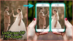 iPhone LockScreen Wallpaper For Couple ...