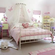 Princess Bedrooms For Girls Butterfly Wall Decal And White Wall Color For Superb Princess