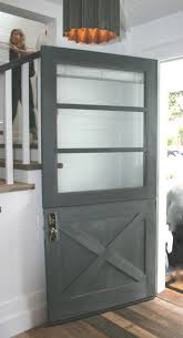 Dutch Barn Door Plans Build Your Own Dutch Barn Door