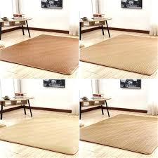 mountain silky rectangular crimson area rug bamboo 8x10